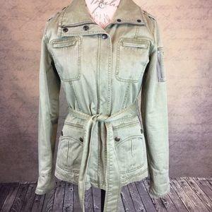 Halogen Military Style Jacket